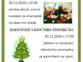Adventní tvoření, Rozsvícení Vánočního stromečku 1